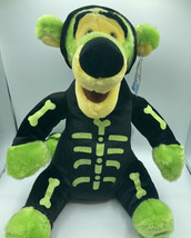 """Tigger IN Skelett Kostüm Who Tun Sie Wollen Zu Be Plüsch Plüschtier 15 """"... - $65.08"""