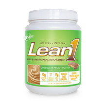 Lean1 2-LB (15-serving) - chocolate peanut butter (original) sold by Nut... - $23.27