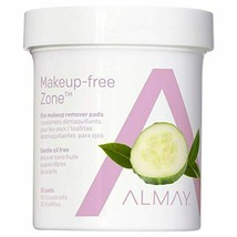 Almay Oil Free Gentle Eye Makeup Remover Pads with Aloe, Hypoallergenic,... - $14.80