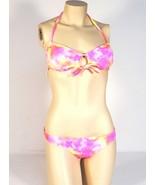 Rampage Swim 2 Piece Pink & Yellow  Bikini Swim Suit Womans NWT $94 - $56.24
