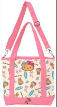 Hello Kitty Shoulder Tote: Beach - $35.00