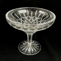 """Waterford Ireland Crystal Lismore Round Compote Footed Candy Dish 5-1/2""""... - $37.08"""