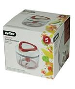Zyliss Swiss Easy Pull Food Processor 3 Cups Chop Blend Puree E910015U - $22.74