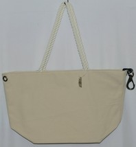 American Eagle Outfitters 7457 AE Beachcomber Tote Color OffWhite image 2