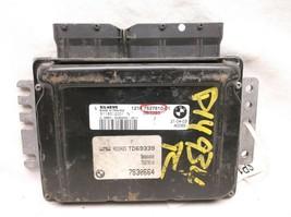 02-03-04-05-06 MINI COOPER 1.6L BASE  / ENGINE/COMPUTER /ECU.PCM - $39.60