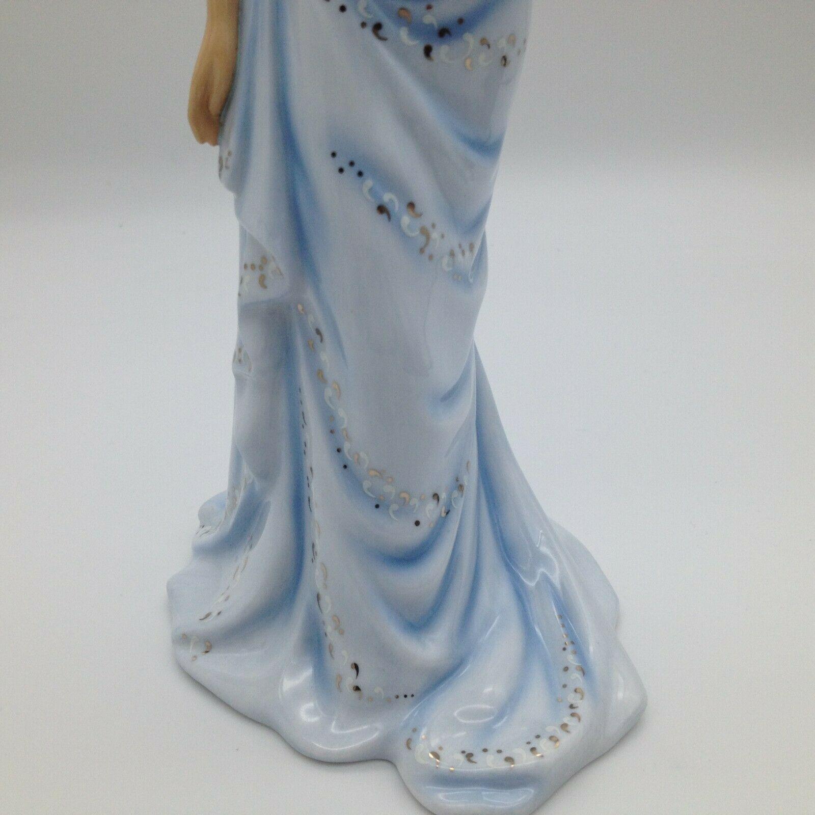 Raro a Mano Firmato Michael Royal Doulton Maria Figurina Pretty Lady HN5057