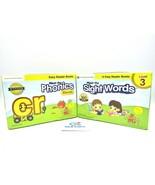 Meet The Sight Words Level 3, 12 Book Set + Meet The Phonics, Blends -Ne... - $29.65