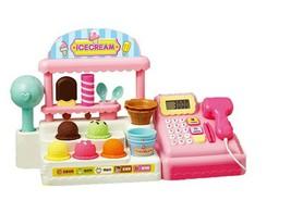 Toritori Icecream Store Shop Cash Register Calculator Calculation Roleplay Toys