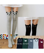 Women's Stockings, High Cat Bear Over 1 Pair tights - $23.99
