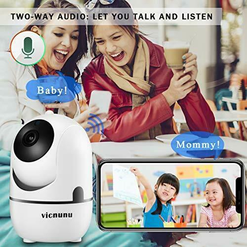 Wireless Camera Wifi Camera Indoor 720p Ip Smart Camera