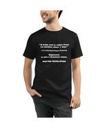 Unisex Vegan Feminist Organic T-Shirt Eco Friendly Sustainable Men Women - $31.68+