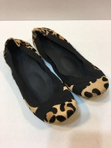 Women's Adam Tucker By Me Too Cheetah Flats Sz ... - $45.00