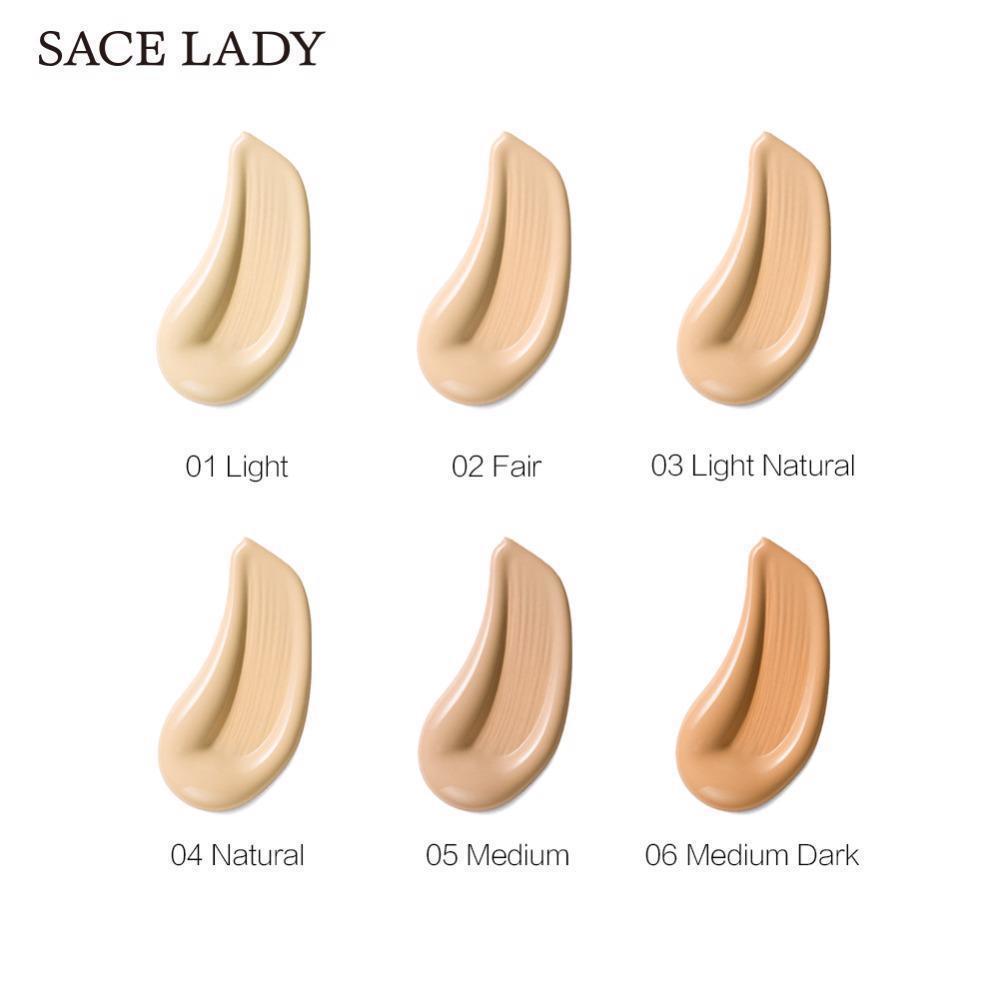 Foundation Base Makeup Professional Face Matte Finish Liquid Make Up Concealer image 8