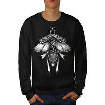 Bug Art Fashion Animal Jumper  Men Sweatshirt - $18.99+