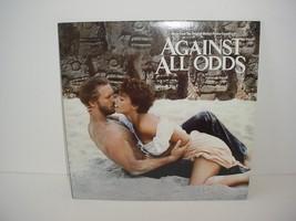 Against All Odds Soundtrack Record Lp Album Vinyl 33 rpm - $19.70