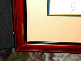 Washington The Pray Praying at Valley Forge AA19-1550 Vintage Painting & Frame image 10