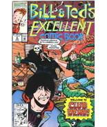 Bill & Ted's Excellent Comic Book #2 Marvel Comics 1992 NEAR MINT NEW UN... - $3.99