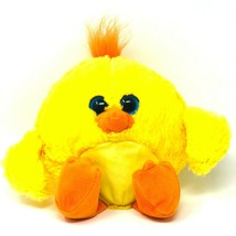Animal Adventure 2014 Duck 12 Inch Yellow Plush Stuffed Animal Toy - $7.99