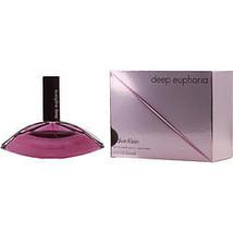 Euphoria Deep By Calvin Klein Edt Spray 1.7 Oz - $80.00
