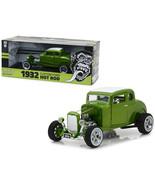 1932 Ford Custom Hot Rod Green Gas Monkey Garage 2012 TV Series 1/18 Die... - $69.22