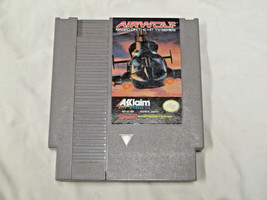 Airwolf Nintendo Nes ~ Very Good Condition - $6.99