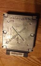 2003 03 FORD ESCAPE 3.0L COMPUTER ENGINE CONTROL ECU ECM MODULE UNIT