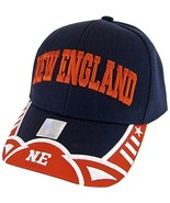 New England Men's Stars & Stripes Adjustable Baseball Cap - $11.95