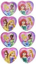 Disney Very Important Princess Dream Party Heart Shaped Dessert Plates (8) - $4.21