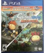 Scribblenauts Mega Pack - PlayStation 4 - $29.65