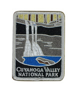 Cuyahoga Valley National Park Patch - Brandywine Falls, Ohio (Iron on) - £4.56 GBP