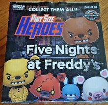 Funko Pint Size Heroes Five Night at Freddy's FNAF  - YOU CHOOSE  - $5.49+