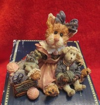 The Boyd's Collection Purrstone Clawdette Fuzzface & Wuly - $17.81