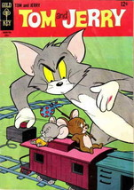 Tom & Jerry Comics #235 FN; Dell | save on shipping - details inside - $7.99