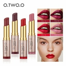 O.TWO.O® Brand Makeup Lipstick Matte Organizer Popular 20Colors Long Lasting Lip - $4.19