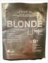 Joico BLONDE LIFE 9+ On / Off Scalp Professional Lightening Powder 1.5 oz/42.5 g - $7.94