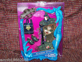 Bratzillaz Glam Gets Wicked Meygana Broomstix Academy Style Outfit NEW - $23.24