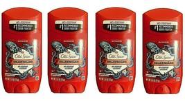 ( Lot 4 ) Old Spice Krakengard Anti-perspirant Deodorant 2.6 Oz Ea Exp: 07/2022 - $39.59