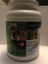 NEW! Purium L.O.V. Super Meal Original 30 Day Supply  - $102.23
