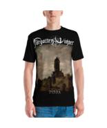 Forgotten Winter - Vinda [Men / Black t-shirt with long design] - $37.00+