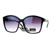 Womens Sunglasses Oversized Unique Round Top Square Frame UV 400 - $8.95