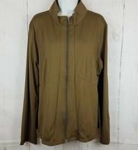 Golf Jacket Zip Front Nylon Stretch XL Catwalk Performance Artwear Athle... - $23.33