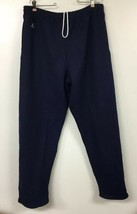 Russell Athletic XL Dri-Power Fleece Open Bottom Sweat Pant, New Without... - $9.74