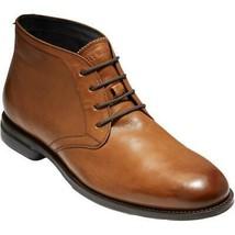 Cole Haan BRITISH TAN Holland Grand Leather Chukka Boots, US 9 Medium - $118.80
