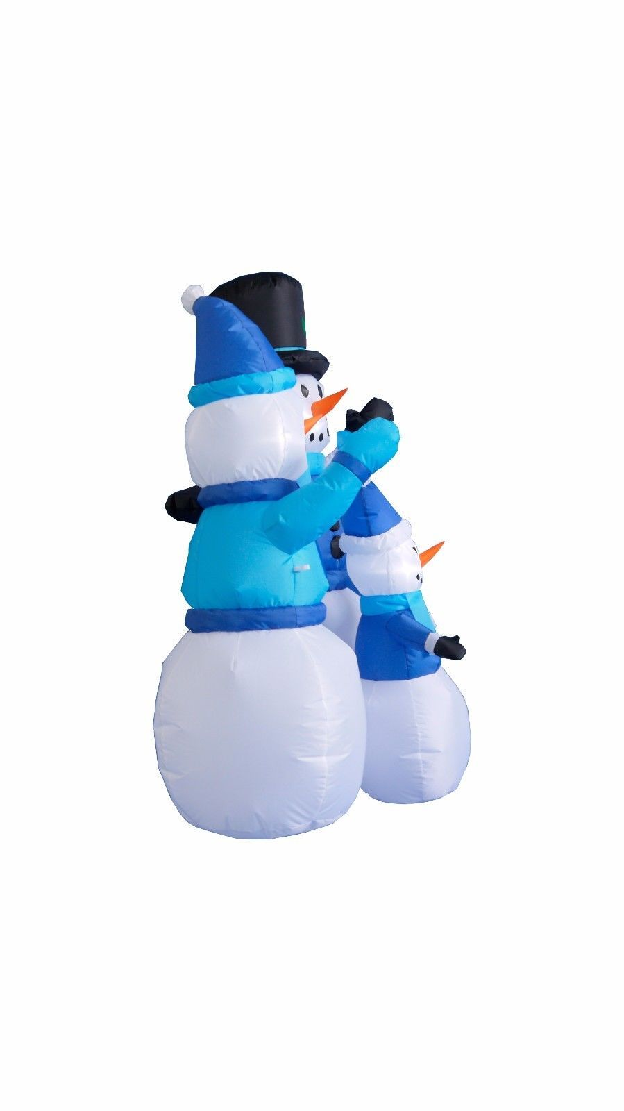4 Foot Tall Christmas Inflatable Snowmen and 25 similar items