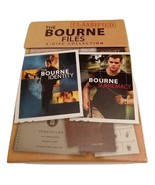 The Bourne Files 3-Disc Collection - $5.00