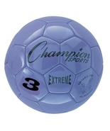 SOCCER BALL SIZE3 COMPOSITE PURPLE  - $16.99