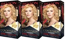 Revlon Colorsilk Buttercream Hair Dye, Extra Light Natural Blonde, Pack ... - $17.59