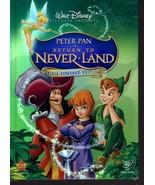 DVD - Walt Disney - Peter Pan In Return to Never Land - $7.95