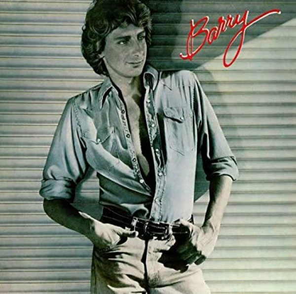 Barry by Barry Manilow Cd
