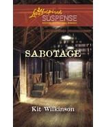 Sabotage by Kit Wilkinson - Paperback - Very Good - $4.00